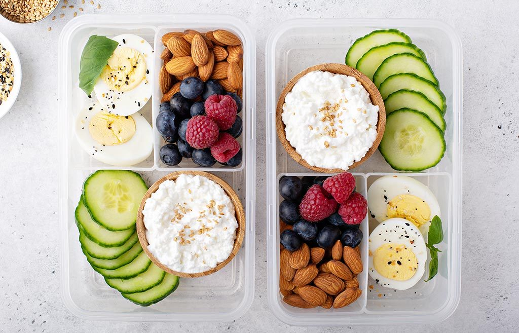 Bistro Boxes are a great alternative to sandwiches for your kids non-sandwich lunch!