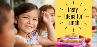 Get creative with cold lunch ideas for your toddlers!