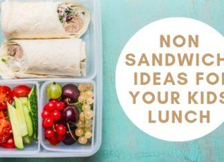 Tasty non sandwich lunch ideas for kids