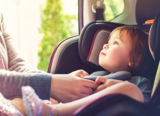 When traveling with your precious little one, it is important to follow all car seat laws to protect them from a car accident.