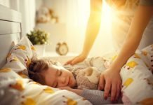 It's important to develop healthy sleep habits for children to ensure they have a great night of sleep