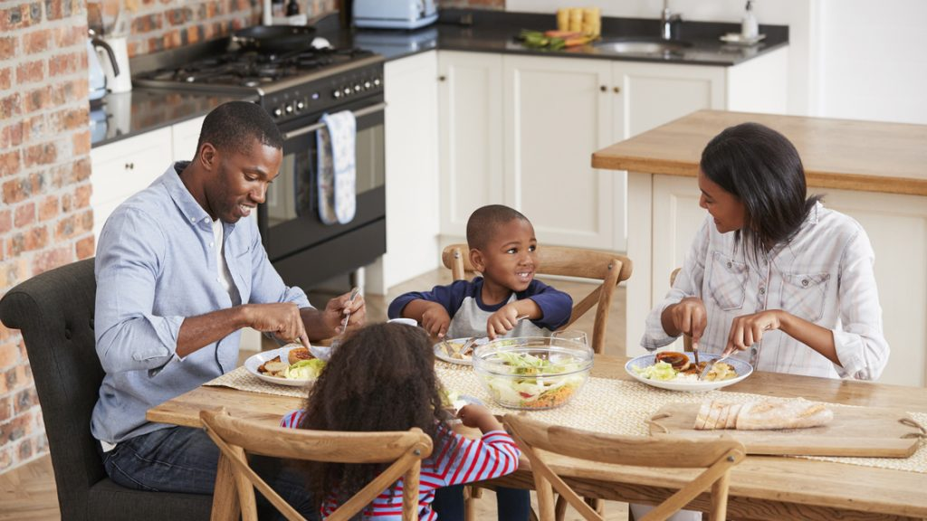 The Clean Plate Club: Is it Helpful or Hurtful for Kids?