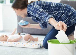 knowing how many wipes a baby uses in a month helps make sure you will never run out!