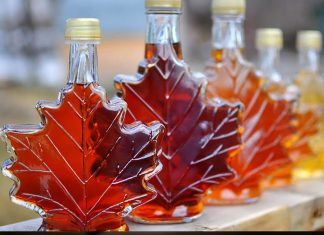 Maple syrup might not be the ideal item to introduce to your baby before turning 1 year old.