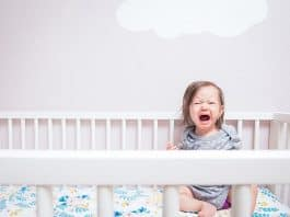 letting your baby cry it out for naps may not be necessary.